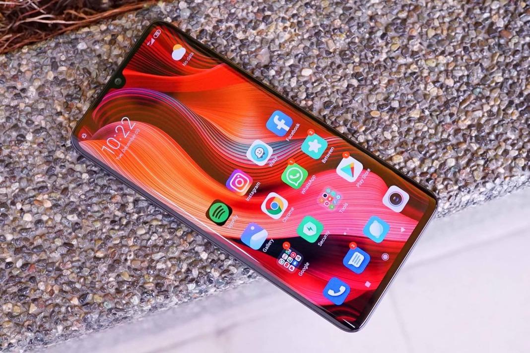 Xiaomi Mi 10 представлен официально: самый мощный в мире смартфон на Snapdragon 865