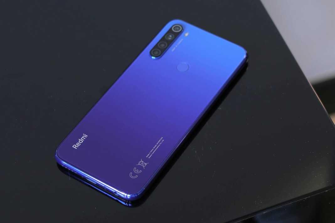 Представлен Xiaomi Redmi Note 8T: пять камер, стильный дизайн и NFC
