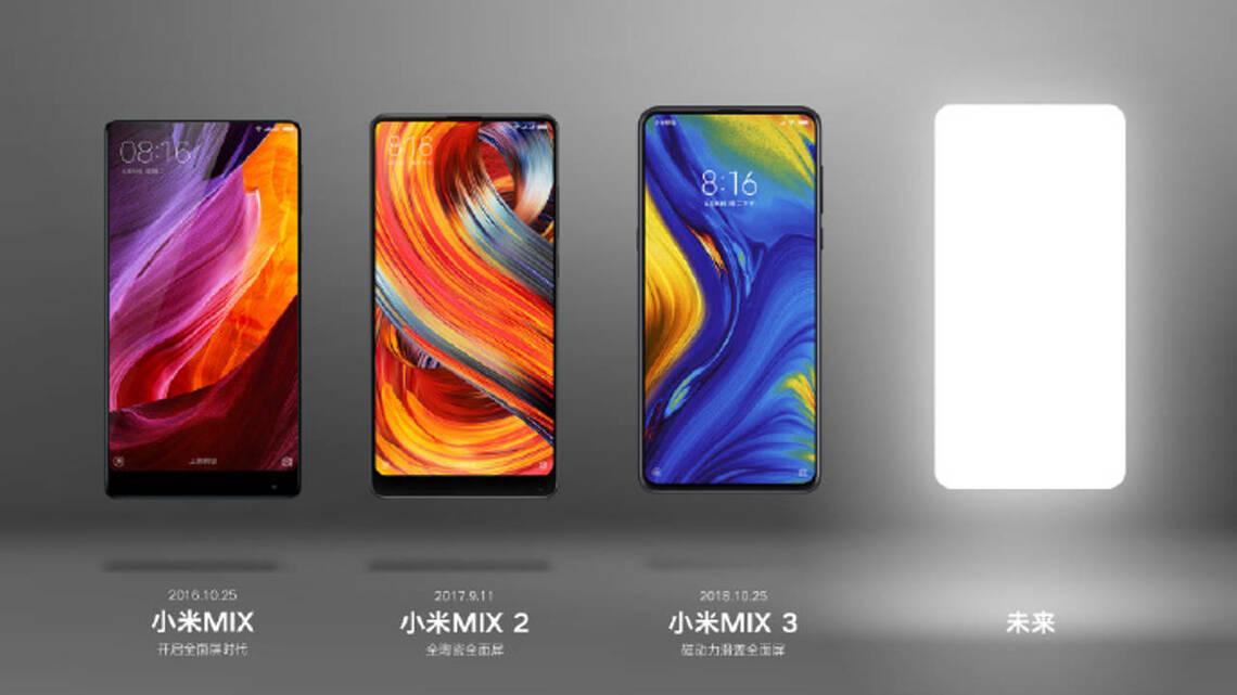 В Xiaomi установят новый датчик в основной камере Xiaomi Mi Mix 4